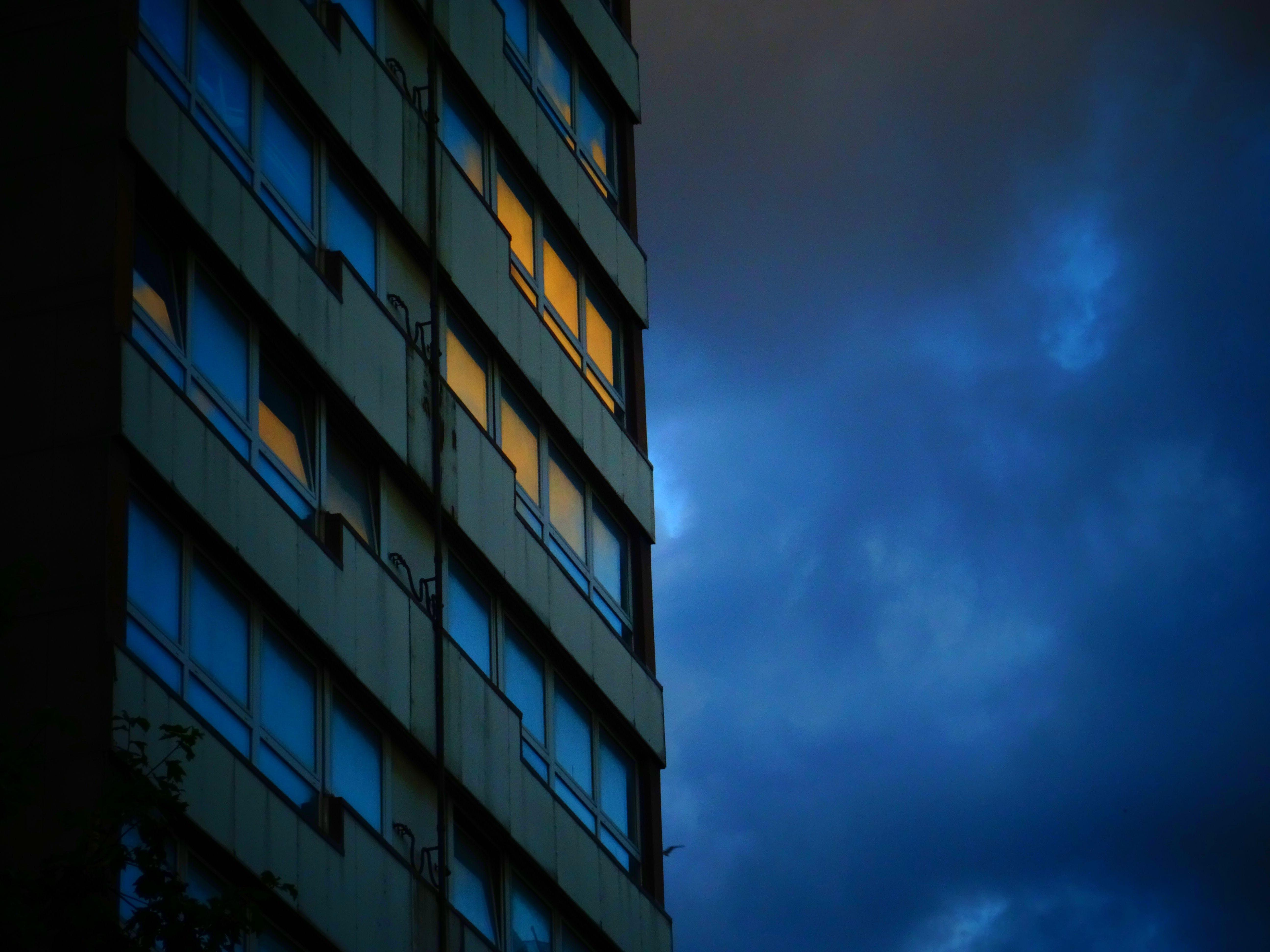 High-rise Building Under Blue Sky