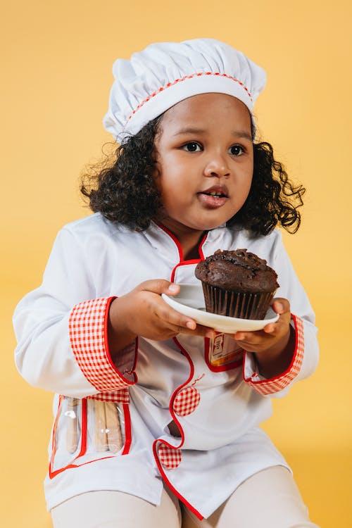 Foto stok gratis anak, bagian, biji cokelat, buatan rumah