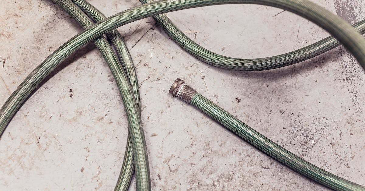Free stock photo of garden gardening hose Garden tube