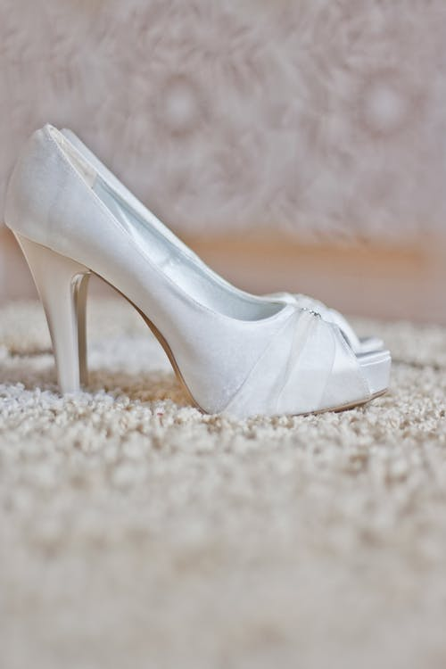 Foto stok gratis heels, pernikahan