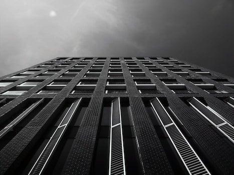 Free stock photo of light, city, street, building