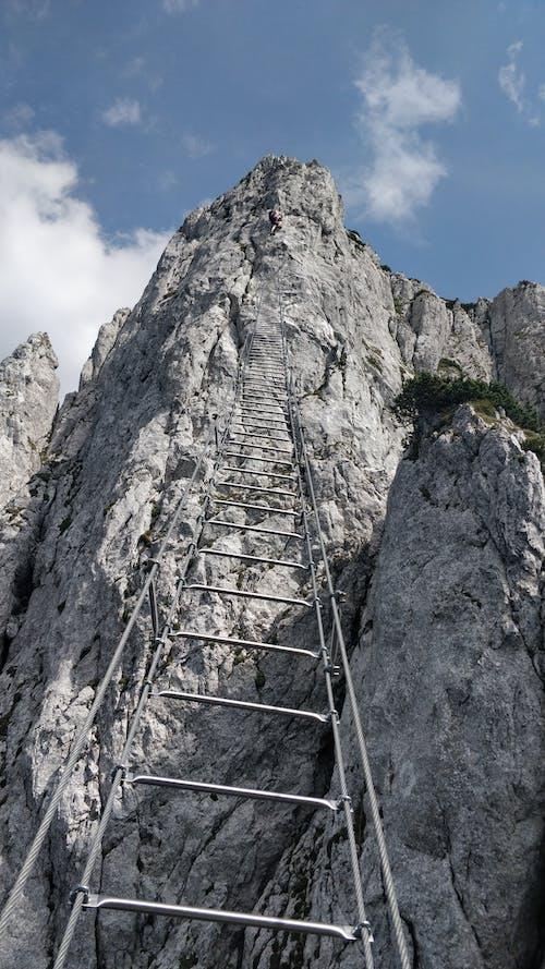 ハイキング, ラダー, ロッキーの無料の写真素材