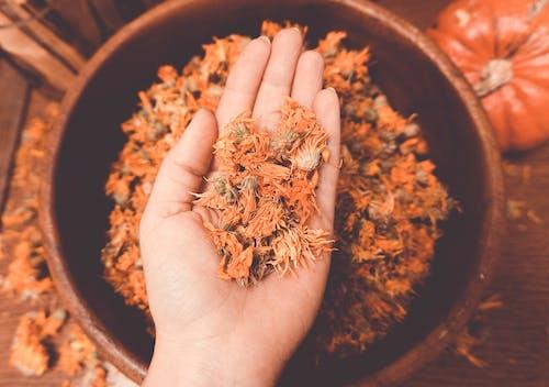 Kostnadsfri bild av calendula, flingor, hälsa, ingredienser
