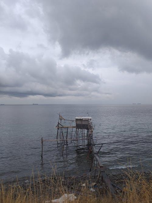Ingyenes stockfotó őszi szezon, tenger témában