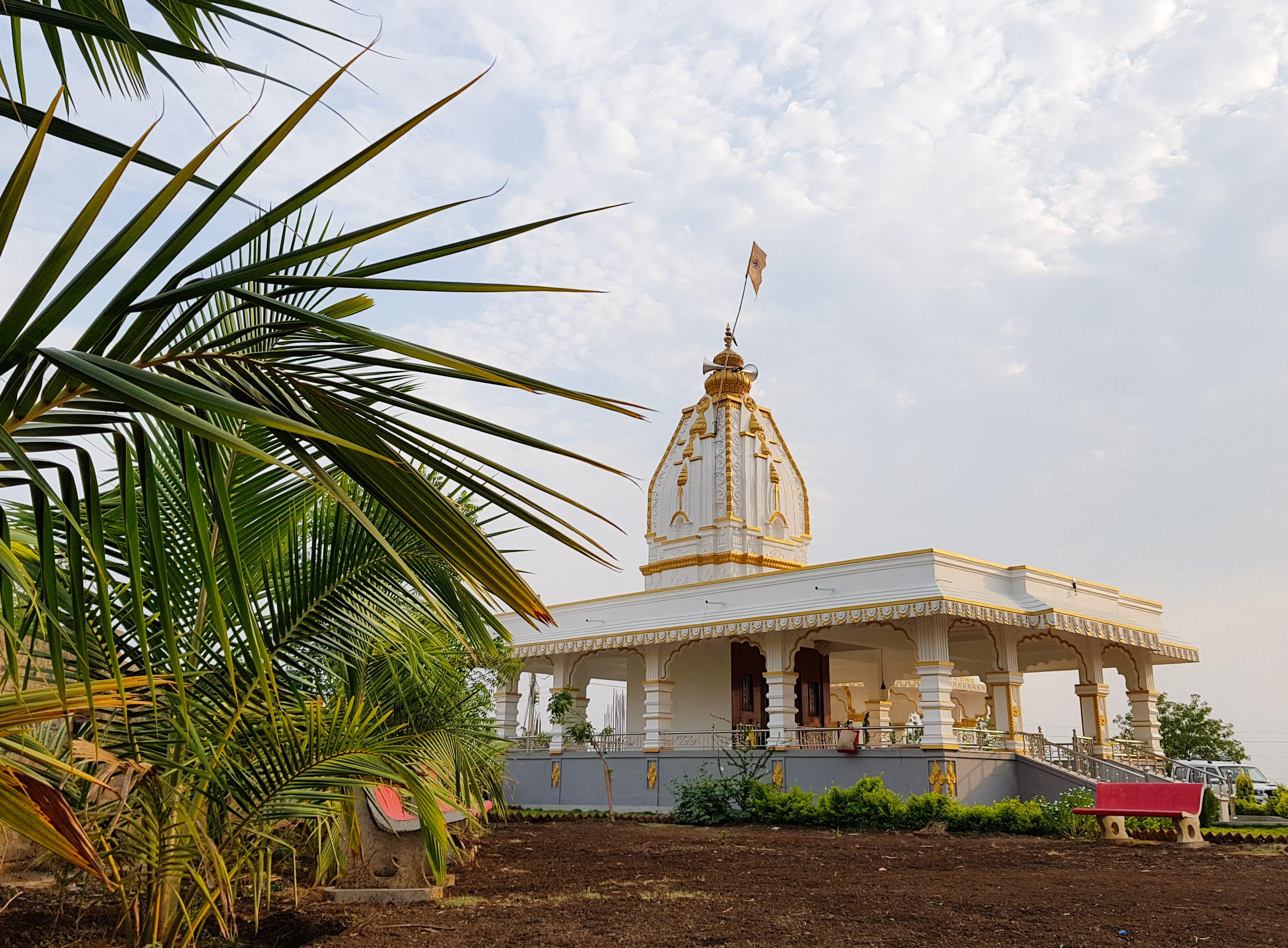Kostenloses Stock Foto zu saibaba, tempel