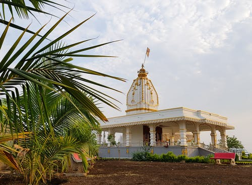 Foto profissional grátis de saibaba, templo