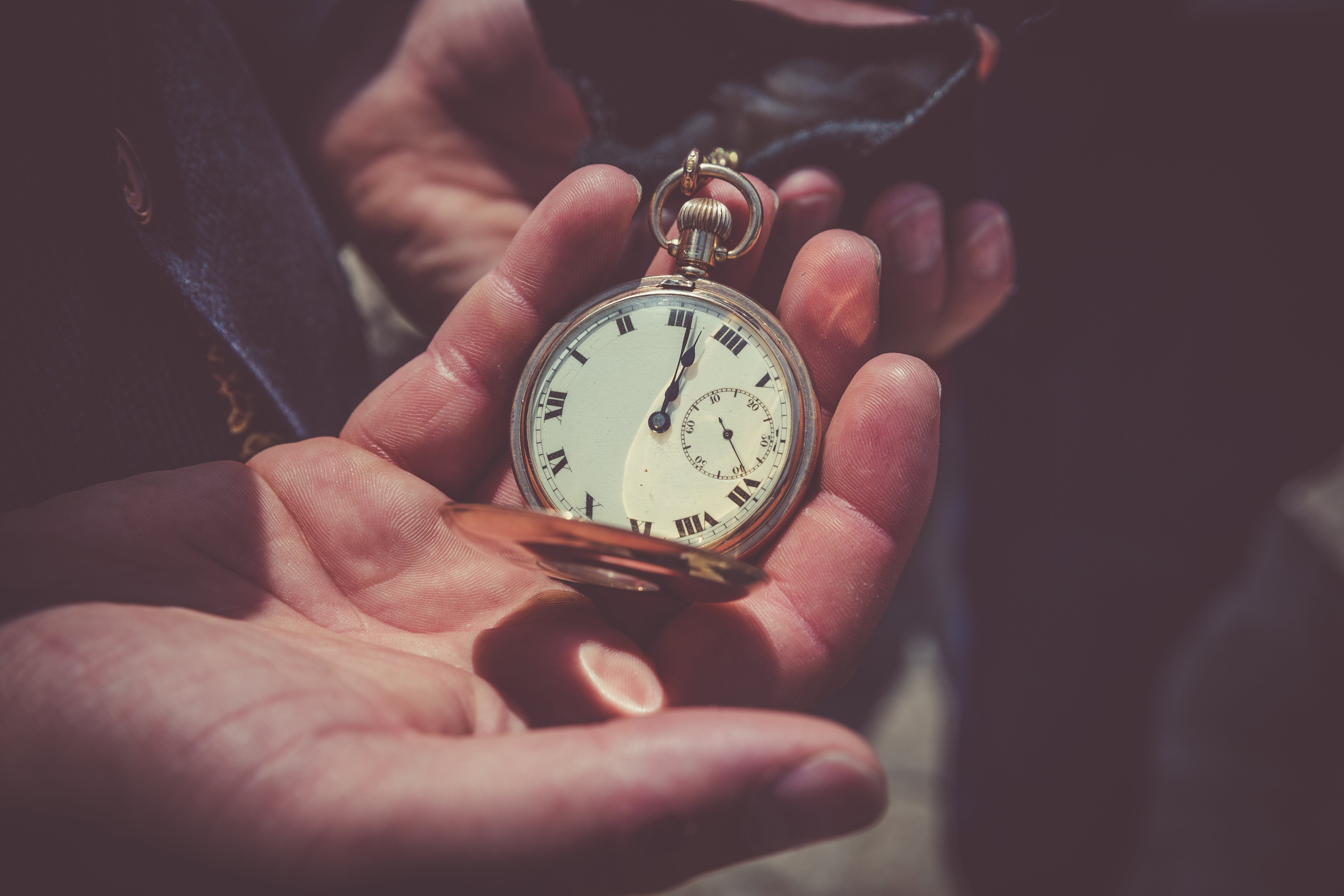Free stock photo of antique, antique watch, clock face, groom