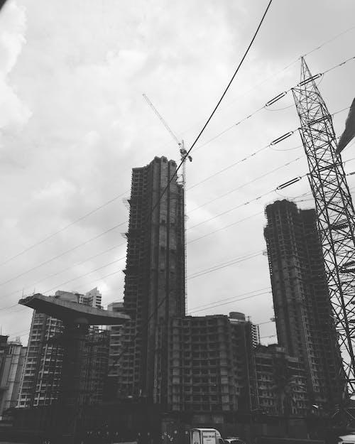 Free stock photo of city, civilization, construction