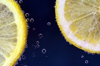 food, healthy, lemon
