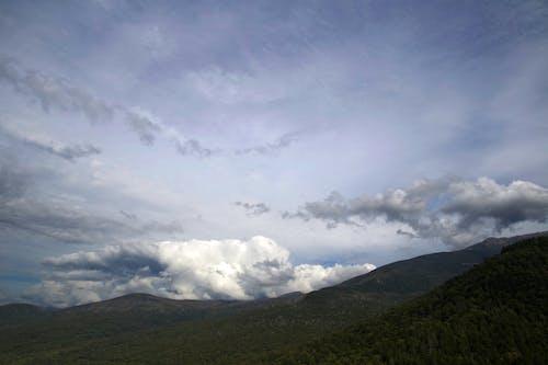 Kostnadsfri bild av bergen, himmel, landskap, moln