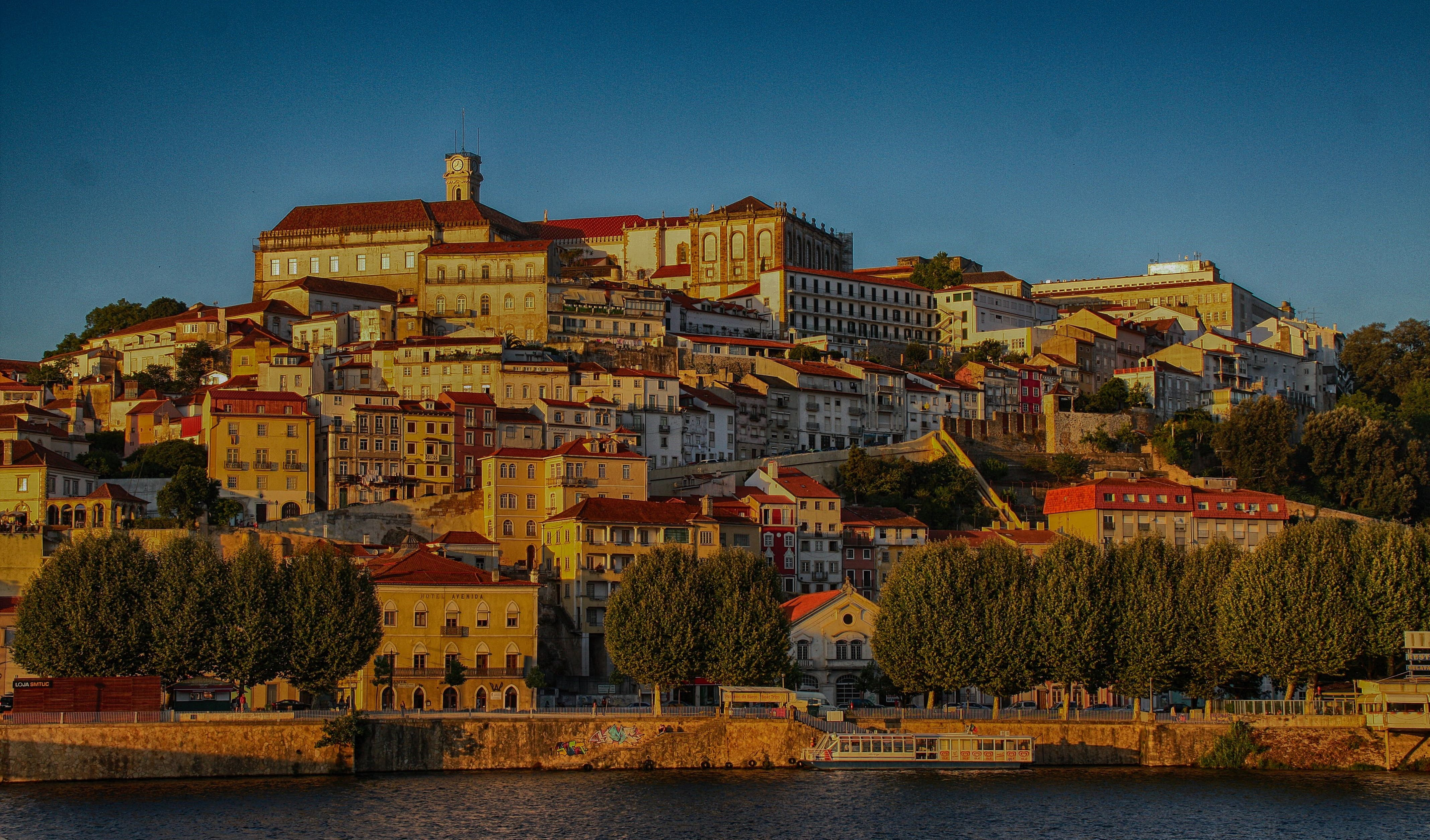 Free stock photo of city, Coimbra, portugal
