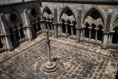Gratis arkivbilde med katedral, kloster, oporto, portugal