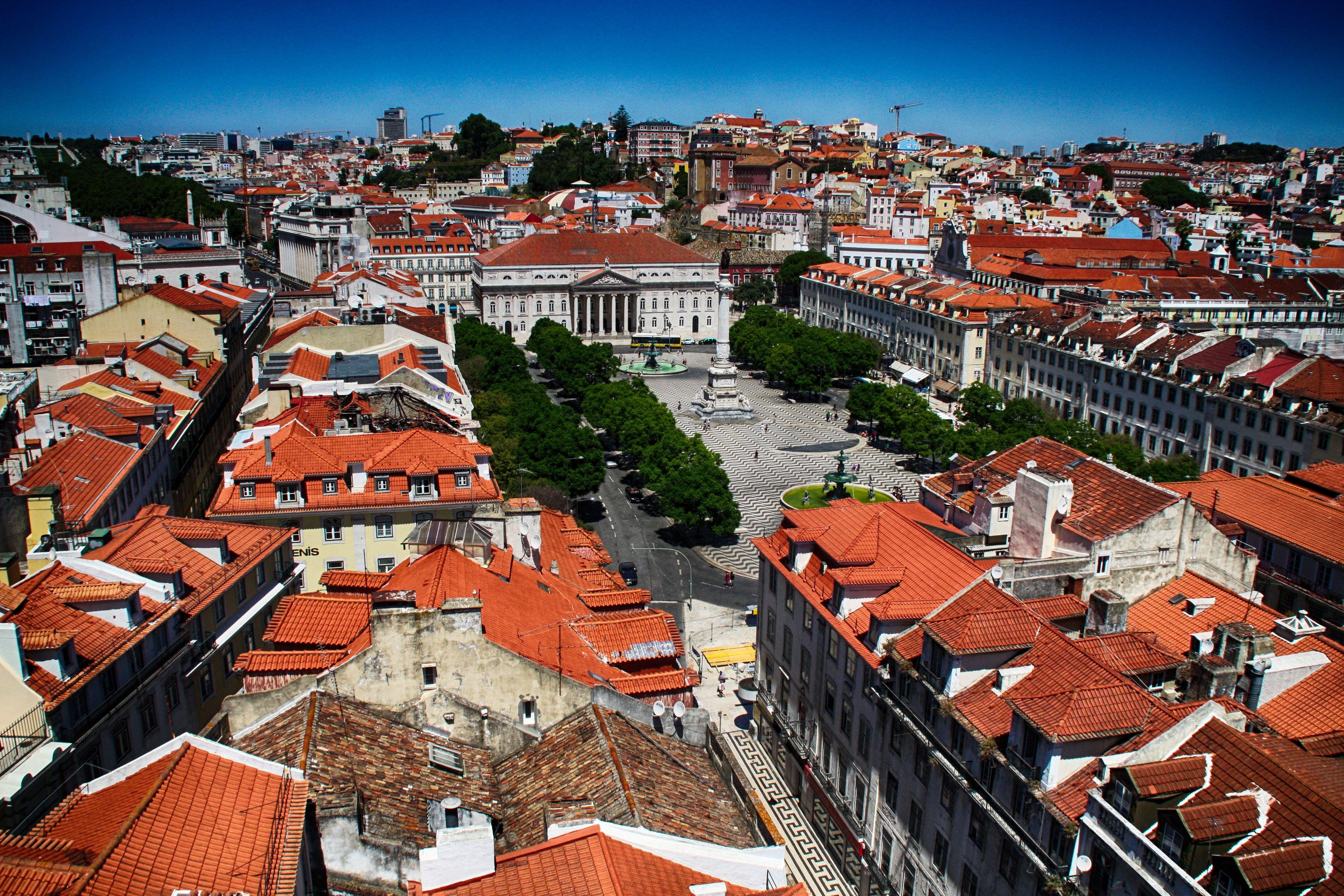 Free stock photo of city, Lisboa, portugal