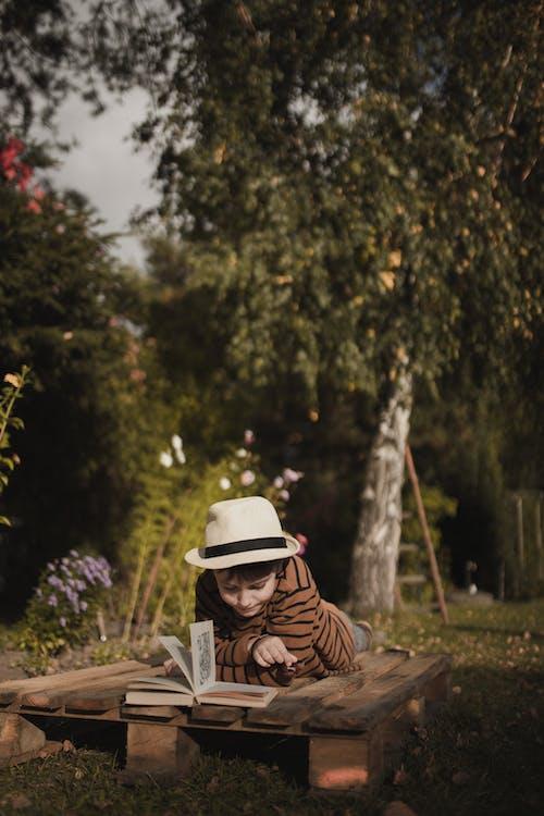 Gratis arkivbilde med barn, barndom, bekymringsløs, bok