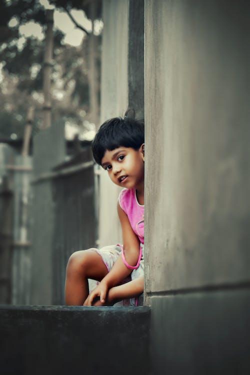 Kostnadsfri bild av ansikte, bangladesh, barnfotografi, bebis