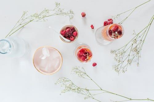 Immagine gratuita di arte, bevande, bianco