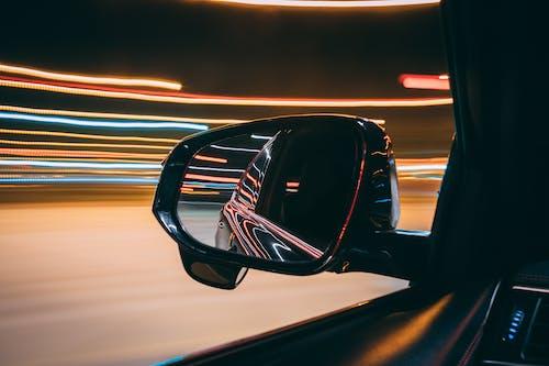 Immagine gratuita di auto, automobile, fasci di luce