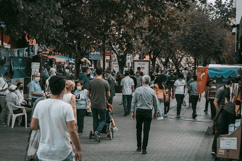 Free stock photo of eskişehir, people, street