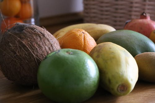 Free stock photo of coconut, colorful, delicious