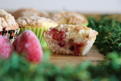 Free stock photo of berries, cupcake, cupcakes