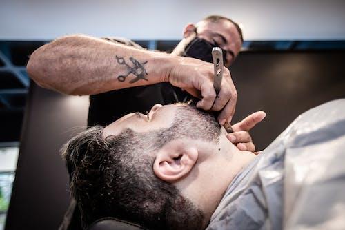 Photos gratuites de à l'intérieur, amour, barbier, brésil