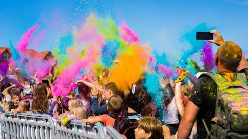 Free stock photo of celebrating, celebration, colorful