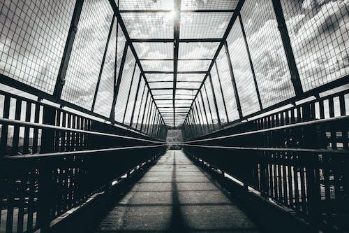 Free stock photo of bridge, street