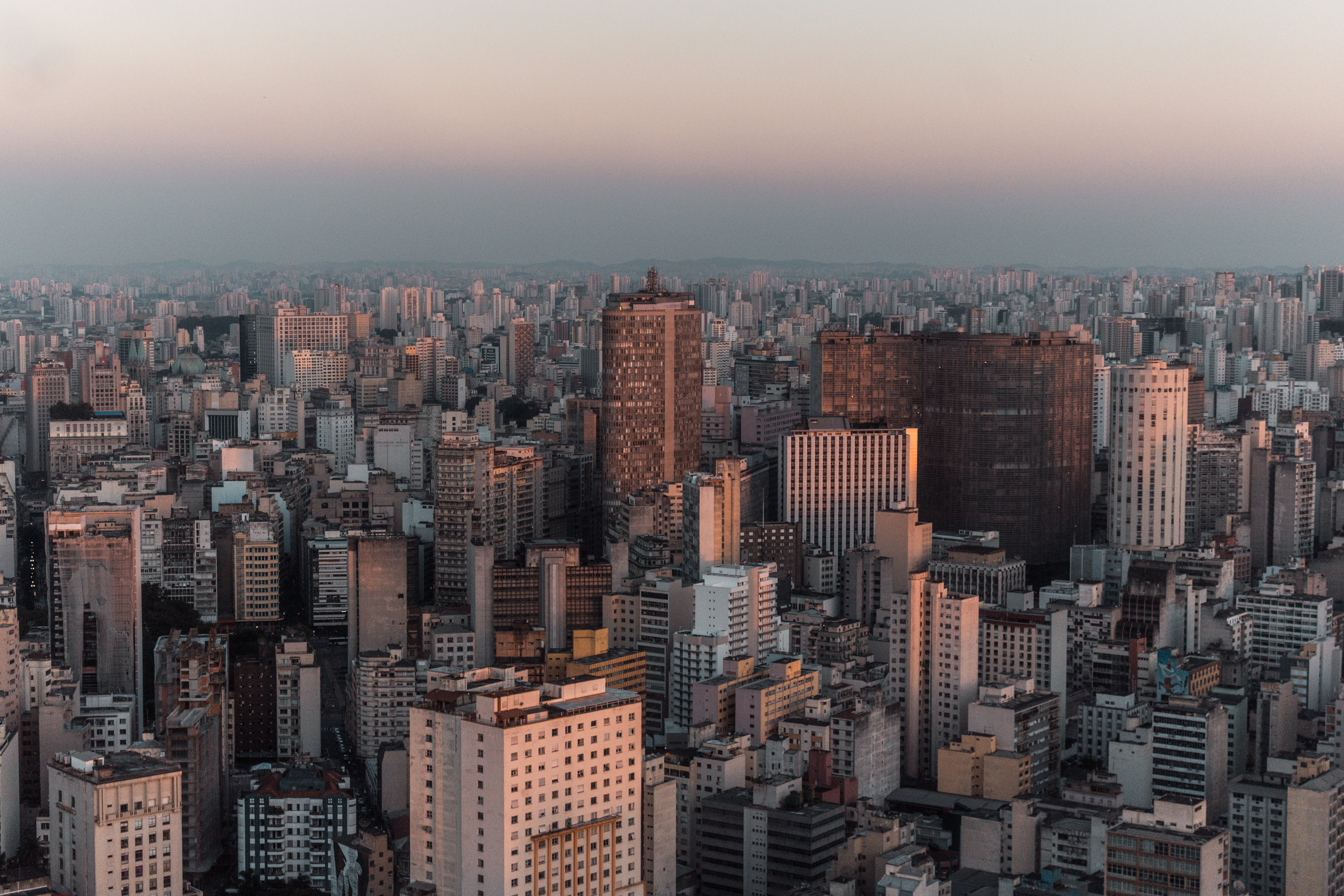 Free stock photo of #saopaulo #brazil, #street #helicopter