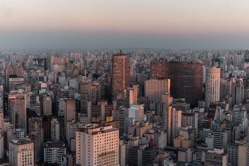 Gratis lagerfoto af #saopaulo #brazil, #street #helicopter