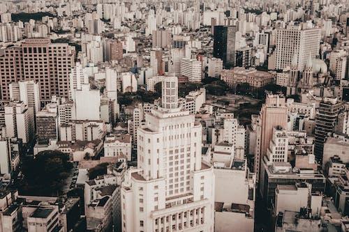 Gratis lagerfoto af #street #saopaulo #brazil #banespao #helicopter