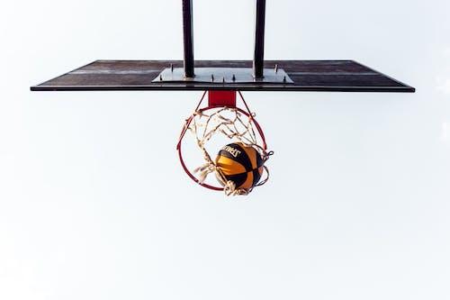 Gratis lagerfoto af basketball, gade, sport