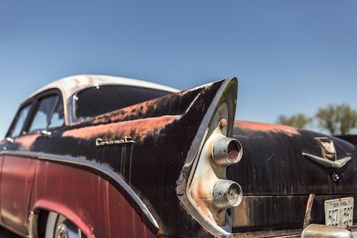 Foto d'estoc gratuïta de antic, clàssic, cotxe, transport
