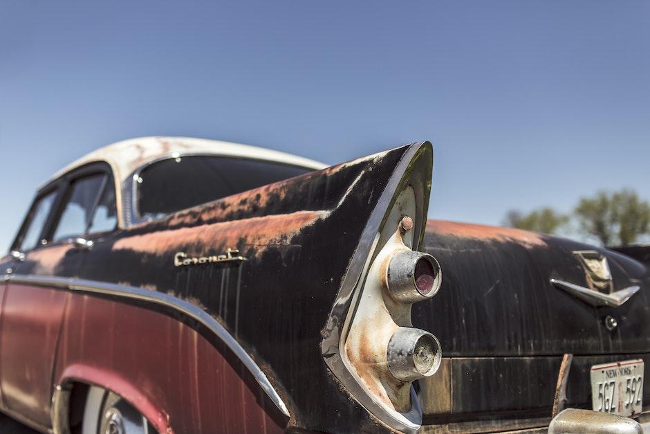 car, classic, oldtimer