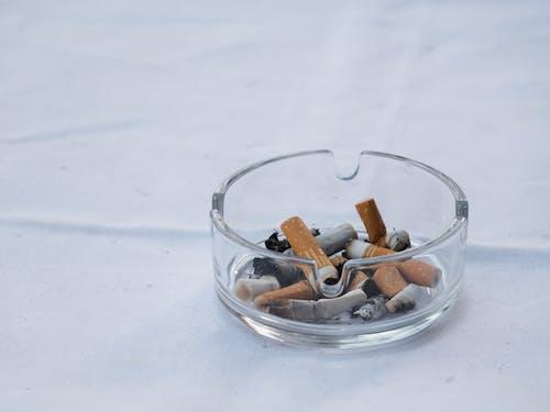Fotos de stock gratuitas de adicción, cenicero, colilla de cigarrillo