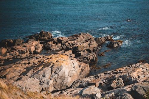 さざ波, シースケープ, シーンの無料の写真素材
