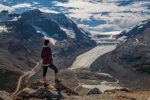 Foto d'estoc gratuïta de Alberta, aventura, barranc
