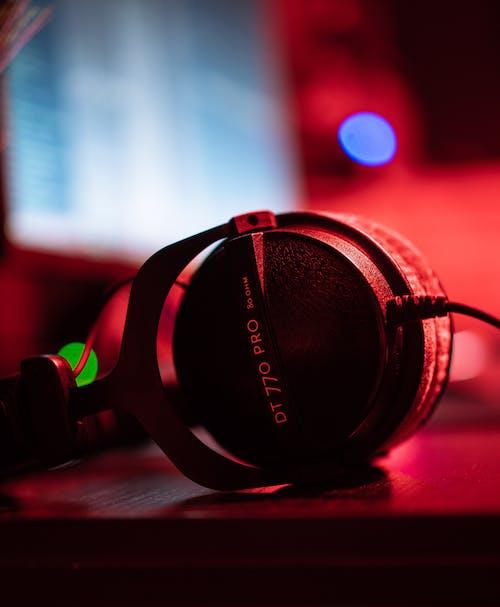 Základová fotografie zdarma na téma dělat hluk, elektronika, hudba