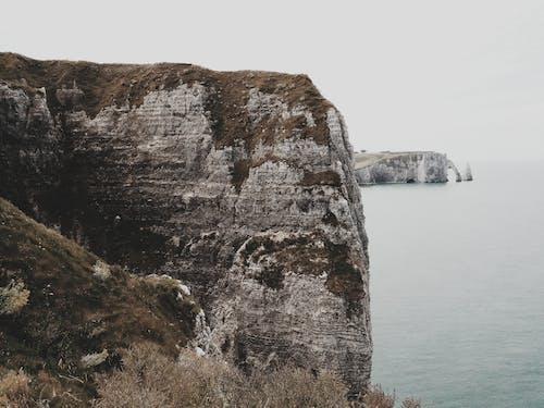 地平線, 埃特爾塔, 天性, 海 的 免費圖庫相片
