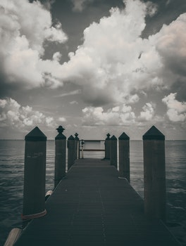 Free stock photo of #water #pier #
