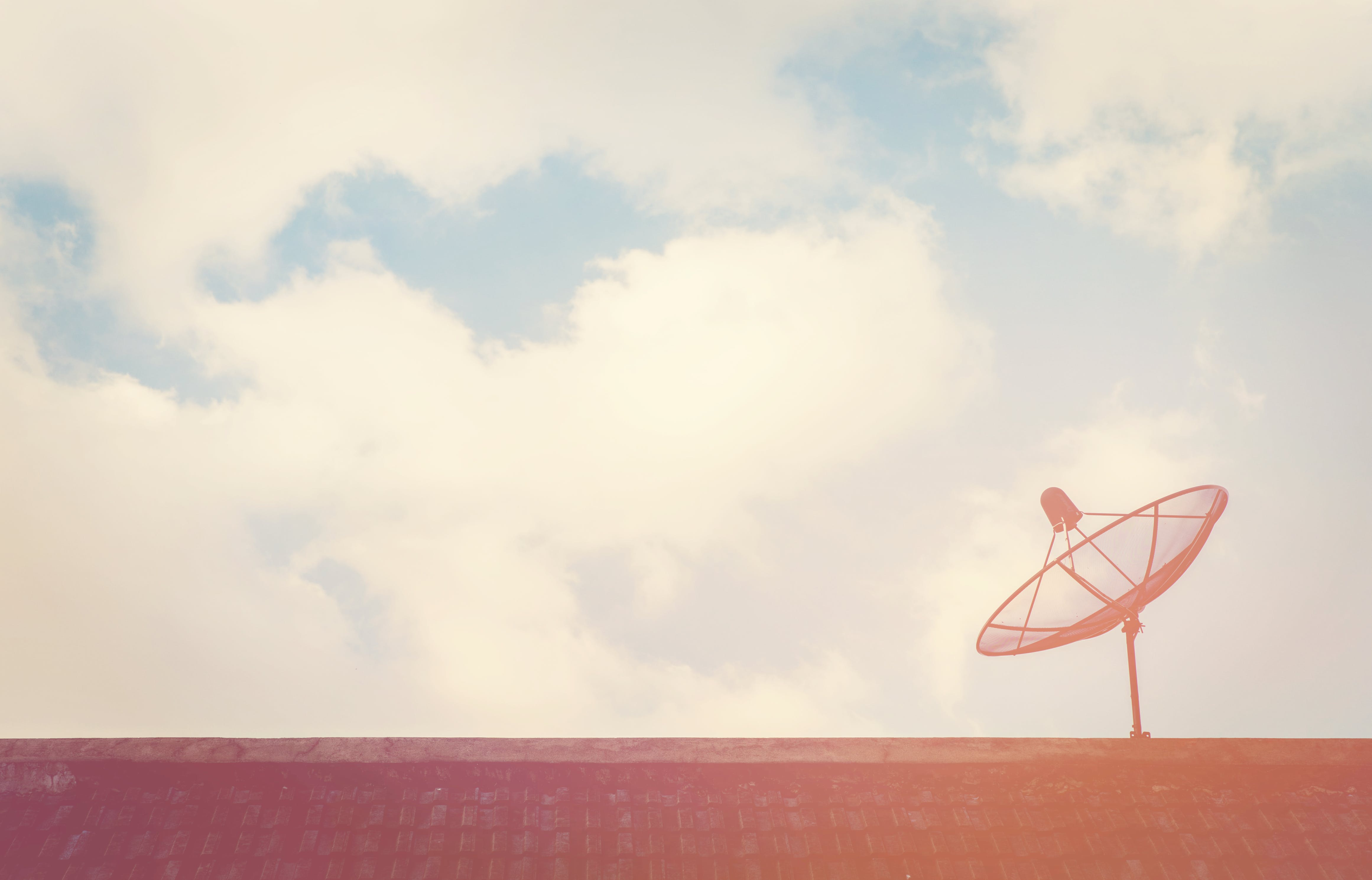Free stock photo of sky, space, house, vintage