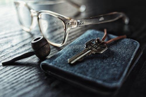 Ảnh lưu trữ miễn phí về Chìa khóa, gỗ, kính, kính mắt