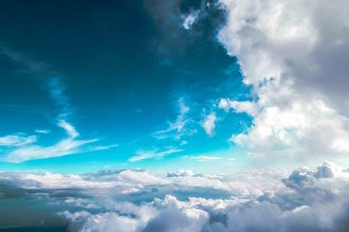 Immagine gratuita di cielo, cielo azzurro, natura, nuvole