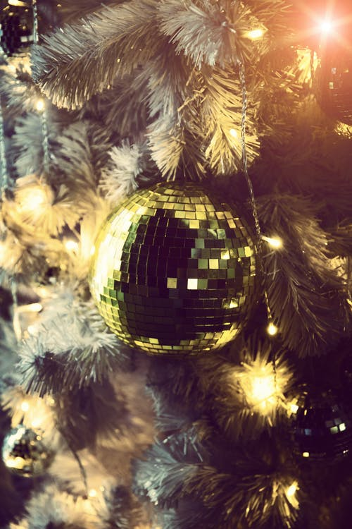 Free stock photo of backlight, ball, center, christmas ball