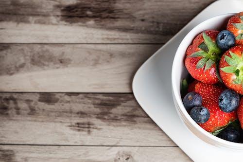 Gratis lagerfoto af bær, baggrund, blåbær, blad