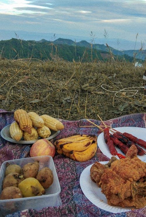 Free stock photo of asian food, at night, banana