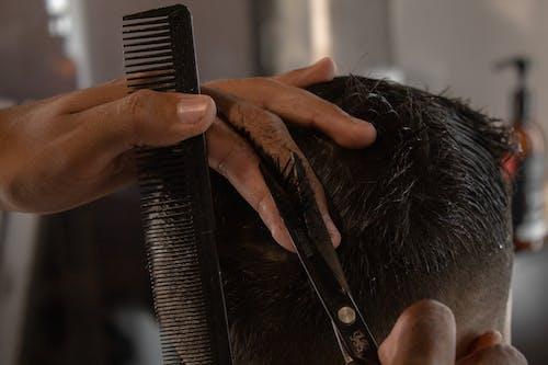 Immagine gratuita di adulto, barbiere, capelli, capello
