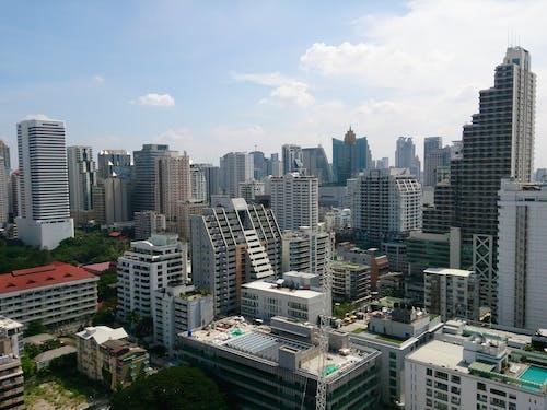 Foto stok gratis bangunan, cityscape, gedung