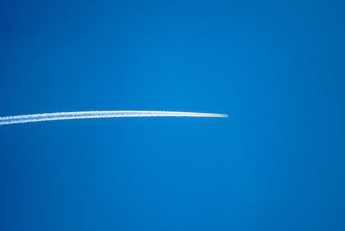 Photos gratuites de avion, chemin, ciel