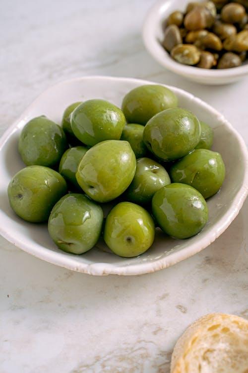 Foto profissional grátis de alimento, aumentar, azeite, azeite de oliva