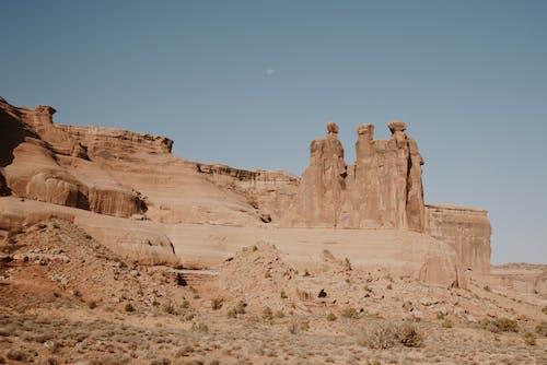 Photos gratuites de à couper le souffle, aride, beau, canyon